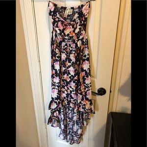 Mimi chica high low dress